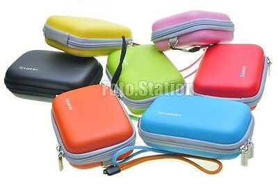 Universal Hard Compact Digital Camera Case Bag For Nikon Canon Sony Samsung etc.