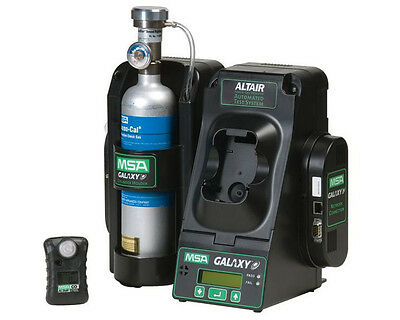 MSA 10078256 CALIBRATION SYSTEM - Altair Galaxy Smart System and Cylinder Holder