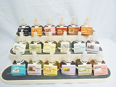 Yankee Candle 2 Single Electric Scent Plug In Refills You Choose