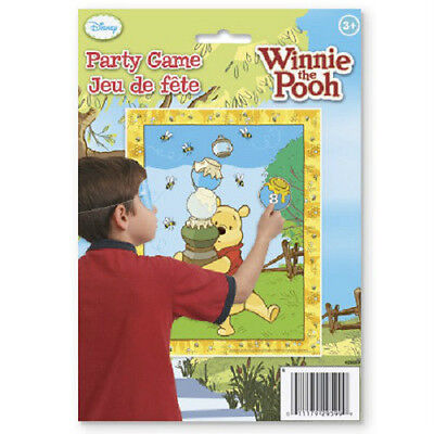 Disney WINNIE THE POOH ~ Party Game ~ Birthday Party Supplies