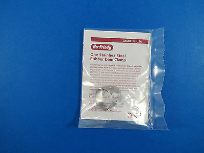 Dental Clamp Rubber Dam No 25 RDCM25 HU FRIEDY New