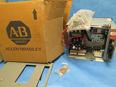 Allen-Bradley 2113B FVNR MCC Bucket Size 2 10 HP 50A New Surplus