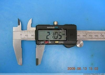 "6"" 150mm Digital LCD CALIPER VERNIER GAUGE MICROMETER"
