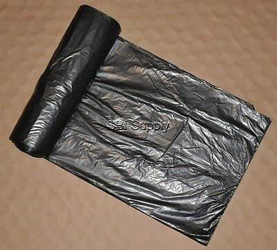 Boardwalk ~ 25 Count 43 X 47 56 Gal LD Coreless Can Liner Garbage Bag ~ BWK4347H