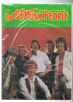 Country Music People - August 1979 - Vol.10 No.8