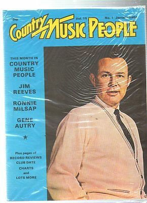 Country Music People - January 1984 - Vol.15 No.1