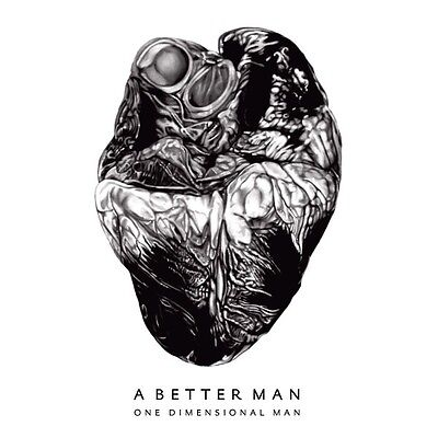 "One Dimensional Man ""a Better Man"" [Lp 2011] New - Sealed"