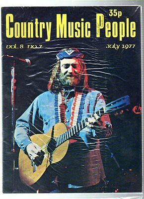 Country Music People - July 1977 - Vol.8 No.7