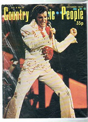 Country Music People - October 1977 - Vol.8 No.10