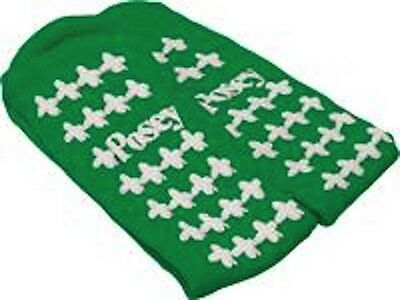 Posey Fall Management Non Skid-Socks Large Green #6239Lg
