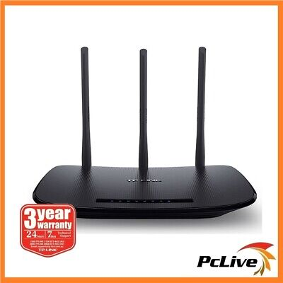 NEW TP-Link TL-WR940N 450Mbps Wireless Router WPS Range Extender Access Point