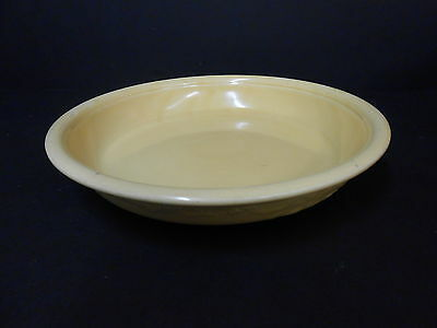 Oven Serve 1933 Yellow Pie Plate