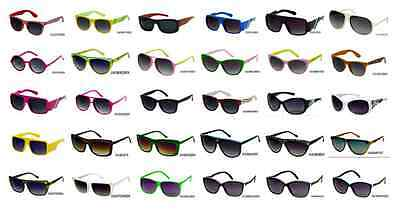 150 Pair Mixed Sunglasses Party Bulk Lot Warehouse Clearance Wholesale Function