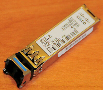 GENUINE CISCO SFP-GE-L  Fully Tested 6mth Warranty Tax Invoice
