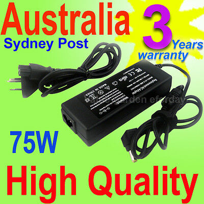 AC Adapter Laptop Charger for TOSHIBA Satellite C650 C660 C850 C850D 19V 3.95A