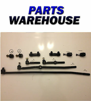 SUSPENSION DODGE RAM 1500 2500 4WD 94-97 BALL JOINT TIE ROD CONNECTINGS ENDS 1YW