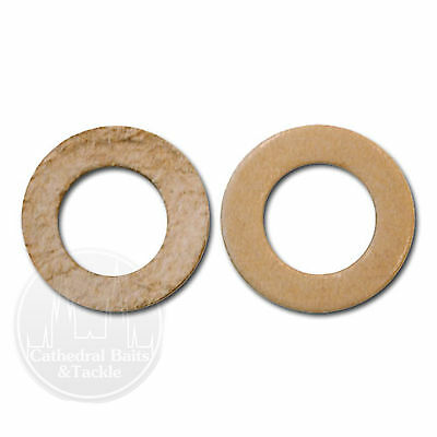 Gardner Tackle Leather Lock Washers 2 per pack Carp Coarse Fishing