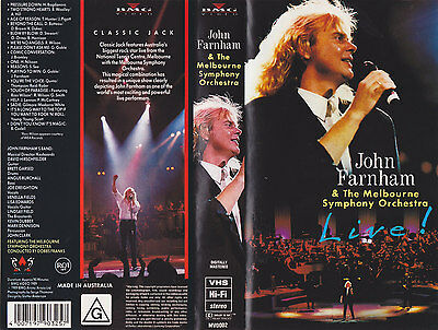 John Farnham - Anthology 1 (Greatest Hits 1986-1997)