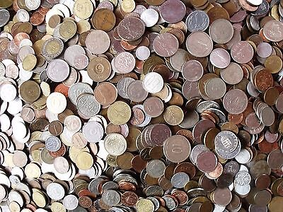 30 Pieces Of Different Type  Foreign Mixed World Coins Lot ** Free Shipping **