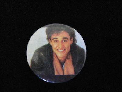 Wham-Rock-Andrew Ridgeley-Pin Badge Button-80's Vintage-Rare
