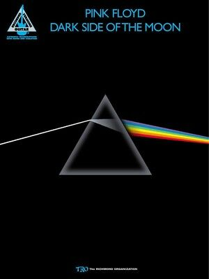 Pink Floyd - Dark Side Of The Moon Guitar TAB Book *NEW* Sheet Music, Tablature