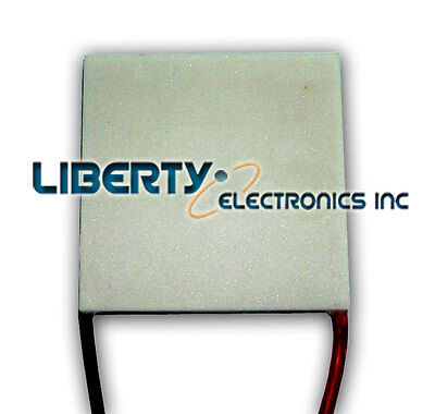 NEW TEC1-12706 Thermoelectric Cooler Peltier 12V 60W 92Wmax