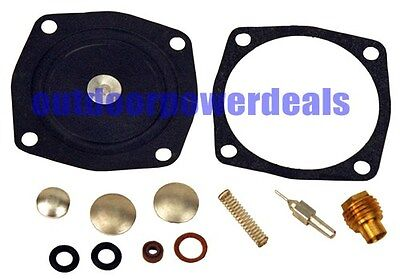 Carburetor Kit 631893A for Tecumseh Carb Jiffy Ice Auger Model 30 & 31 631893A