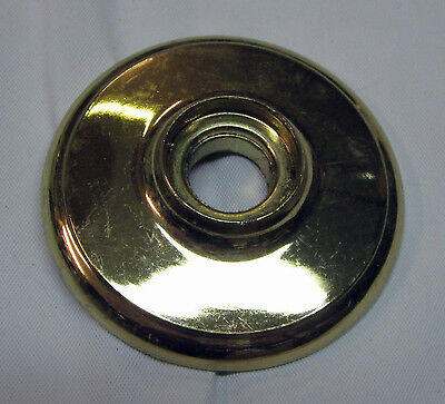 Baldwin Door Rosette POLISHED BRASS NEW!!