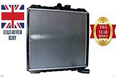 Land Rover Series 3  4Cyl 2A  Diesel/Petrol  Radiator New And Boxed