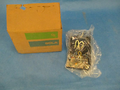Sola Electric DC Power Supply, 83-12-2218, 120/240VAC-12VDC 1.8A, New in Box!!!