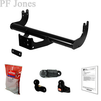 Witter Towbar for Ford Transit Custom Van 2012 Onwards - Flange Tow Bar
