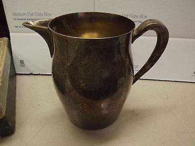 Vintage Silverplate Water Pitcher