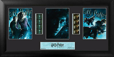 Harry Potter & the Half Blood Prince Collectible Movie Film Cell Plaque