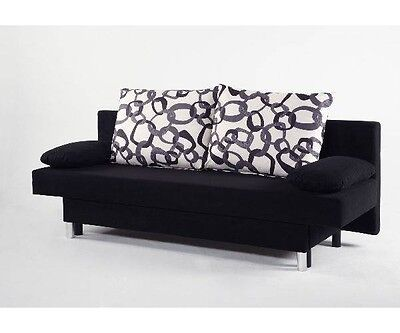 sofa regen bettfunktion schlafcouch couch schlafsofa bettfunktion jugendzimmer eur 259 00. Black Bedroom Furniture Sets. Home Design Ideas