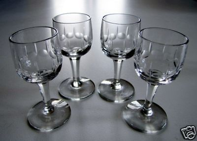 2 verres a liqueur ancien eur 9 99 picclick fr. Black Bedroom Furniture Sets. Home Design Ideas
