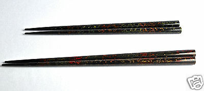 Handmade lacquer Chopsticks 2 pieces  Made in japan Special Gift