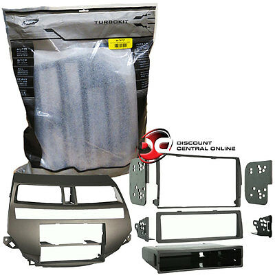Metra 99-7875T Single/Double Din Car Dash Kit For 2008-09 Honda Accord (Taupe)