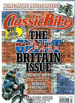 Classic Bike Magazine - May 2006
