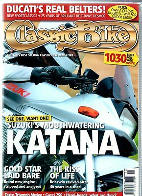 Classic Bike Magazine - November 2005