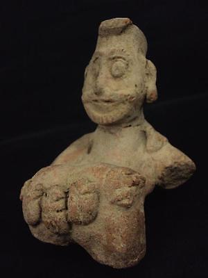 Bactrian Unusual Figure 300 BC