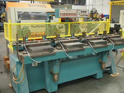 Doucet/Sicotte J20 Horizontal Boring Machine (Woodworking Machinery)