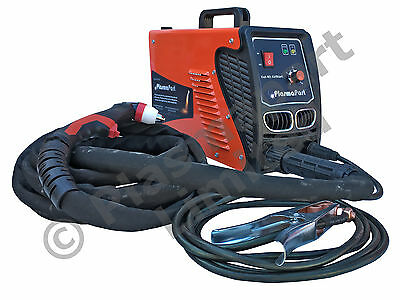 PlasmaPart CUT 40 40 Amp Plasma Cutter, Torch, Accessories, 2 Year Warranty PP40
