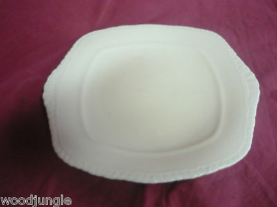 Antique ALFRED MEAKIN VAN DYCK WARE PLATE  PLATTER ART DECO  YELLOW ENGLAND