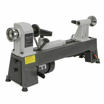5 Speed Bench Top 1/2HP Power Motor 10 X 18 Mini Turning Wood Lathe Machine MT-2