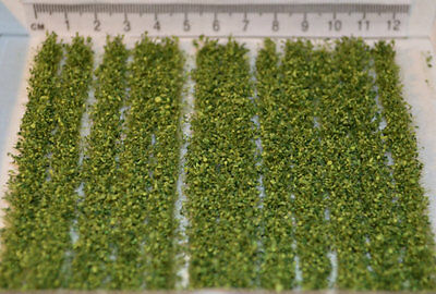 Leafy Crop Strips  Basing Scenery Wargame Miniatures Model Railway Dioramas