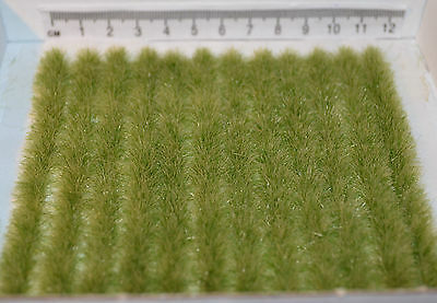 Static Grass Strips 10cm model basing scenery miniatures wargaming railway OO