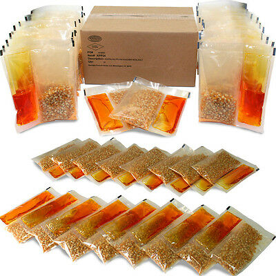 Theater Popcorn Machine Maker Portion Packs w/ Popper Popping Corn Canola Oil