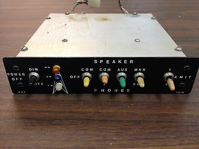 RST 501 Aviation Audio Panel