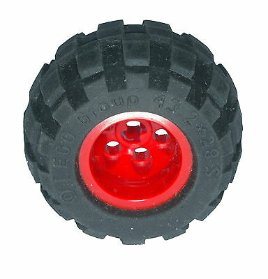 6579 Balloon Small - 1 Piece 1 LEGO Black Tyre // Tier Only 43.2 x 28 S