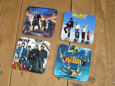 Mcfly Great New Album Cover COASTER Set